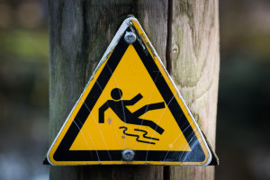 Kentucky slip and fall